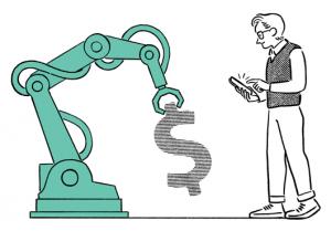 ilustración finanzas